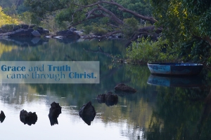 Grace and Truth By Christ